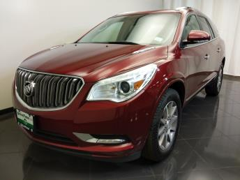 Used 2017 Buick Enclave