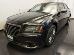 2014 Chrysler 300 300C John Varvatos Limited Edition