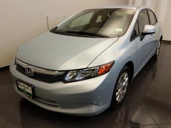 Used 2012 Honda Civic