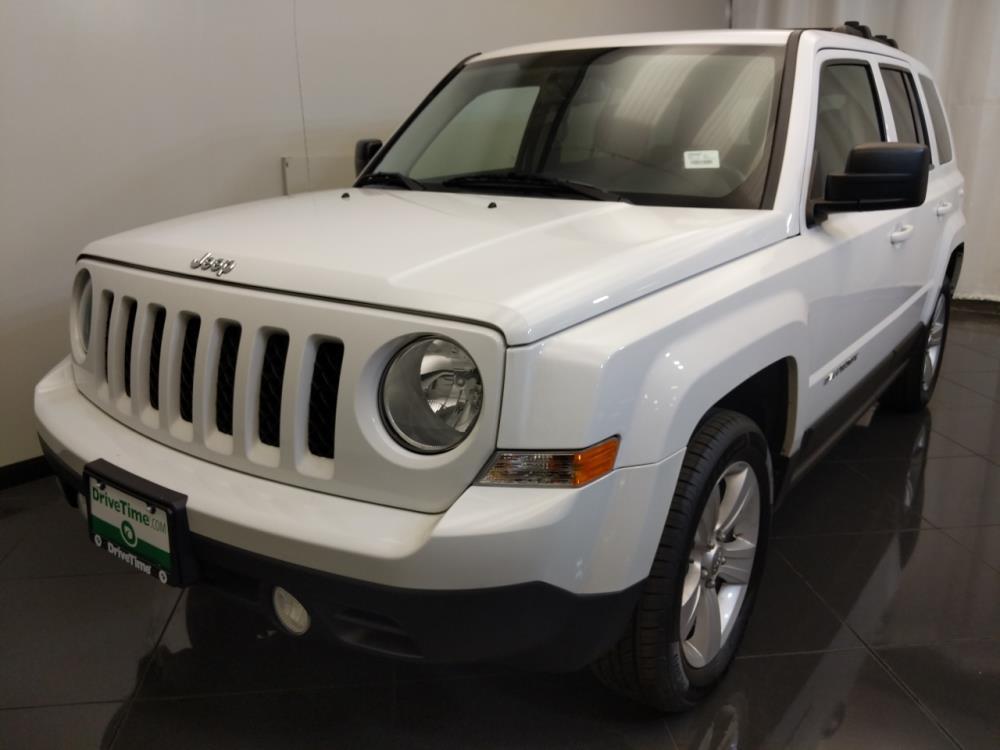 2012 Jeep Patriot Latitude - 1670010225