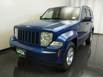 Used 2009 Jeep Liberty