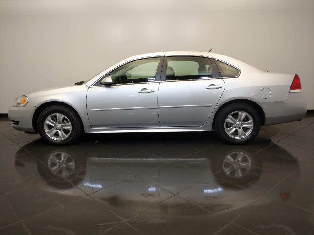 2016 Chevrolet Impala Limited LS - 1670010268