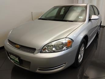 2016 Chevrolet Impala Limited LS - 1670010268