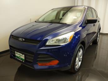 2013 Ford Escape S - 1670010282