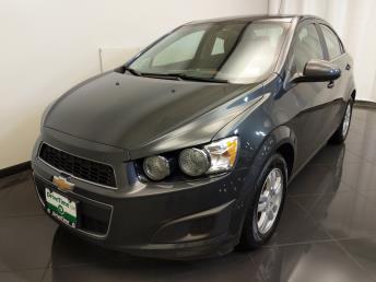 2016 Chevrolet Sonic LT - 1670010311