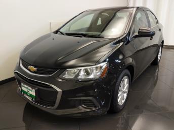 2017 Chevrolet Sonic LT - 1670010312