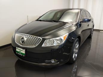 2011 Buick LaCrosse CXS - 1670010326