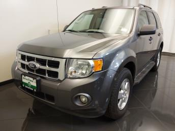 2012 Ford Escape XLT - 1670010346