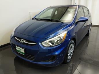 2017 Hyundai Accent SE - 1670010453