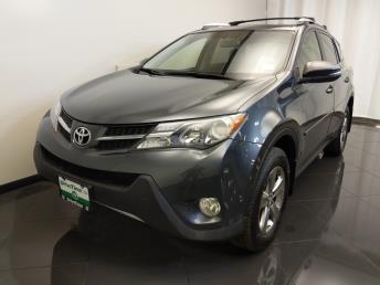 2015 Toyota RAV4 XLE - 1670010467