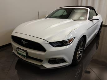 2017 Ford Mustang EcoBoost Premium - 1670010499