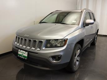 2016 Jeep Compass High Altitude Edition - 1670010509