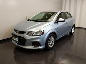 2017 Chevrolet Sonic LT - 1670010677
