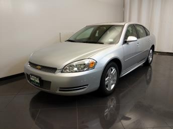 2014 Chevrolet Impala Limited LT - 1670010723