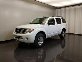 Used 2011 Nissan Pathfinder