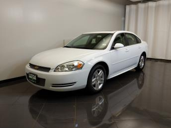2015 Chevrolet Impala Limited LT - 1670010811