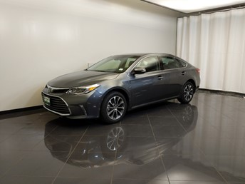 Used 2017 Toyota Avalon