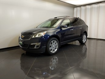 2015 Chevrolet Traverse LT - 1670010927