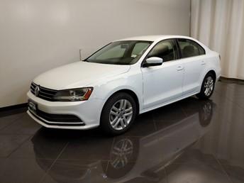 Used 2017 Volkswagen Jetta