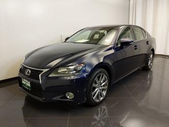 2013 Lexus GS 350  - 1670011122