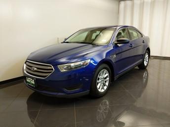 2015 Ford Taurus SE - 1670011198