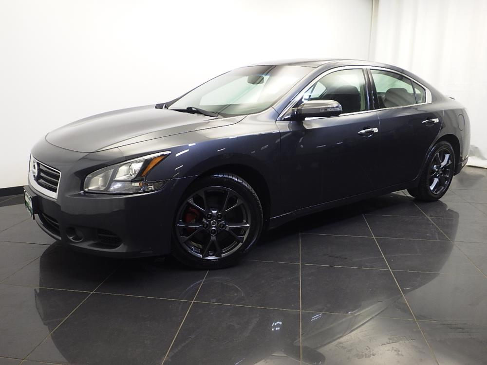 2012 nissan maxima for sale in pittsburgh 1720001237. Black Bedroom Furniture Sets. Home Design Ideas
