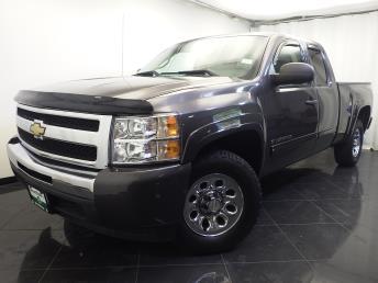 2010 Chevrolet Silverado 1500 - 1720001306
