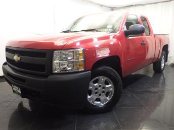 2010 Chevrolet Silverado 1500 - 1720001427