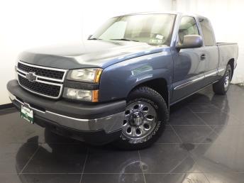 2007 Chevrolet Silverado 1500 - 1720001428
