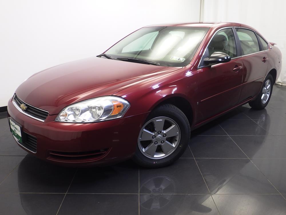 2008 Chevrolet Impala - 1720001471