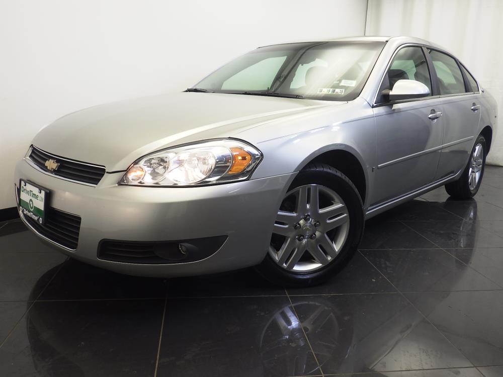 2008 Chevrolet Impala - 1720001513