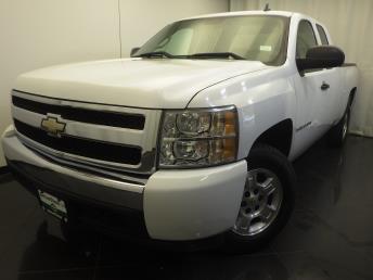 2008 Chevrolet Silverado 1500 - 1720001653