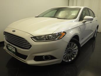 2014 Ford Fusion Energi - 1720001756