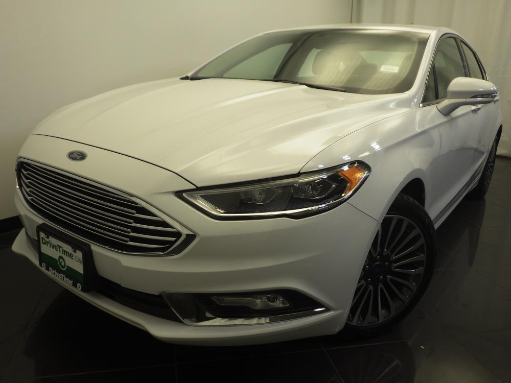 2017 Ford Fusion - 1720001780