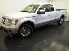 2010 Ford F-150 Super Cab Lariat 6.5 ft