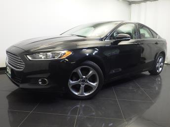 2014 Ford Fusion - 1720002013