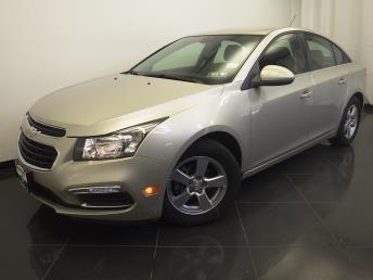 2016 Chevrolet Cruze Limited - 1720002109