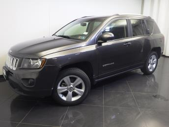 2016 Jeep Compass Latitude - 1720002258
