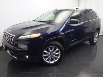 2014 Jeep Cherokee Limited - 1720002271