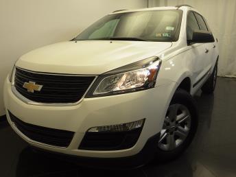 2014 Chevrolet Traverse LS - 1720002316