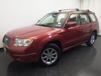 Used 2008 Subaru Forester