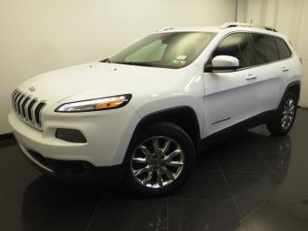 2015 Jeep Cherokee Limited - 1720002379