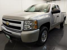 2009 Chevrolet Silverado 1500 Extended Cab Work Truck 6.5 ft