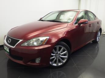 2009 Lexus IS 250 Sport  - 1720002427