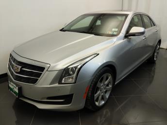 2015 Cadillac ATS 2.0L Turbo Luxury - 1720002795