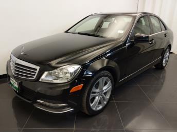 Used 2013 Mercedes-Benz C 300 4MATIC Luxury
