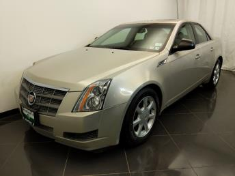 2008 Cadillac CTS  - 1720002886
