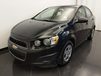 2015 Chevrolet Sonic LS - 1720002968
