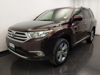 2013 Toyota Highlander Limited - 1720002990