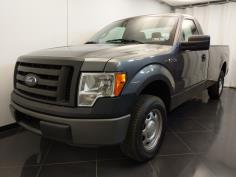 2011 Ford F-150 Regular Cab XL 8 ft